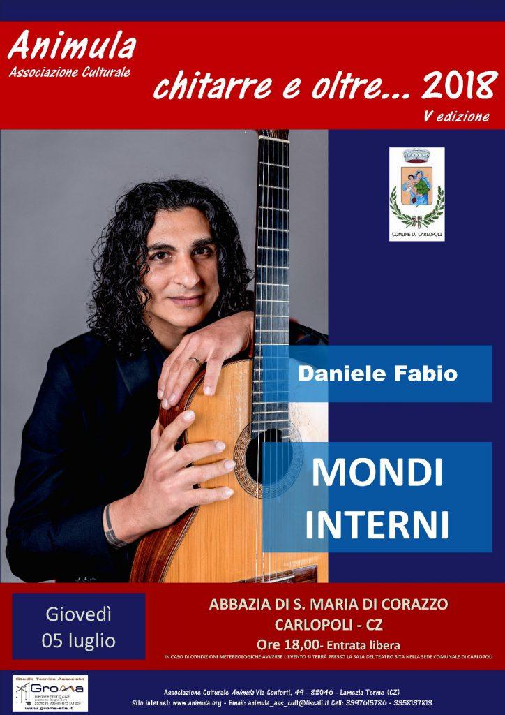 Mondi interni Daniele Fabio