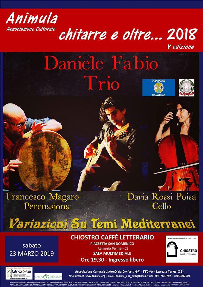 Daniele Fabio Trio