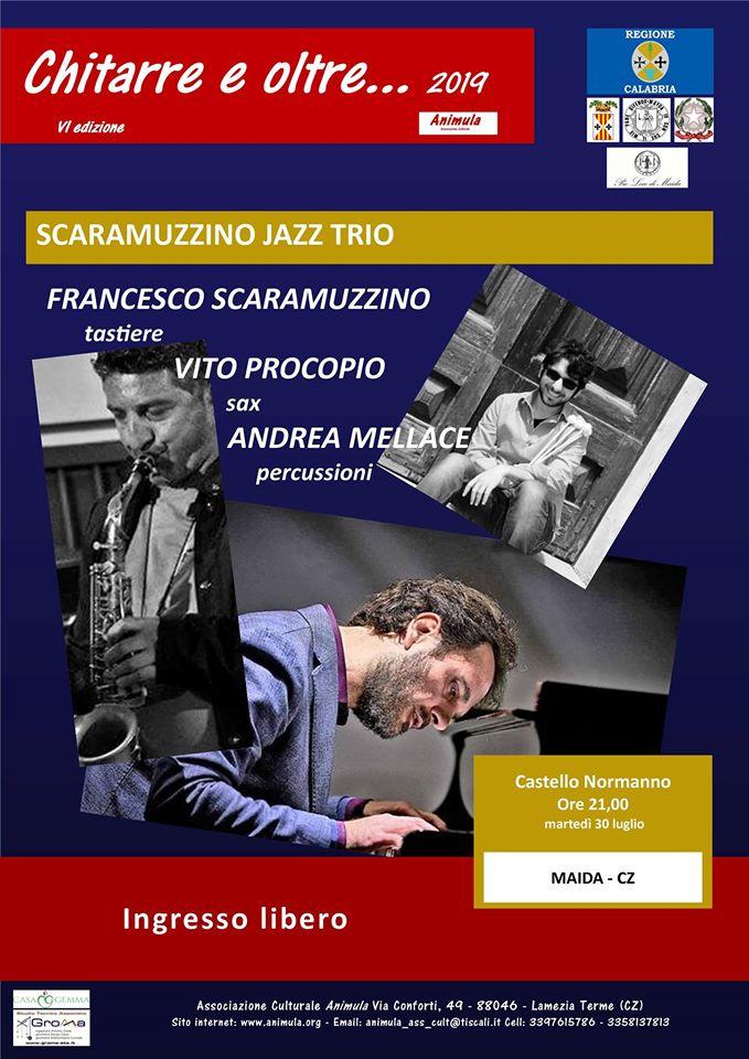 Scaramuzzino Jazz Trio