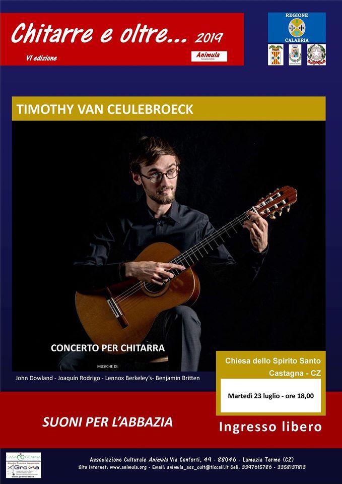 TIMOTHY VAN CEULEBROECK