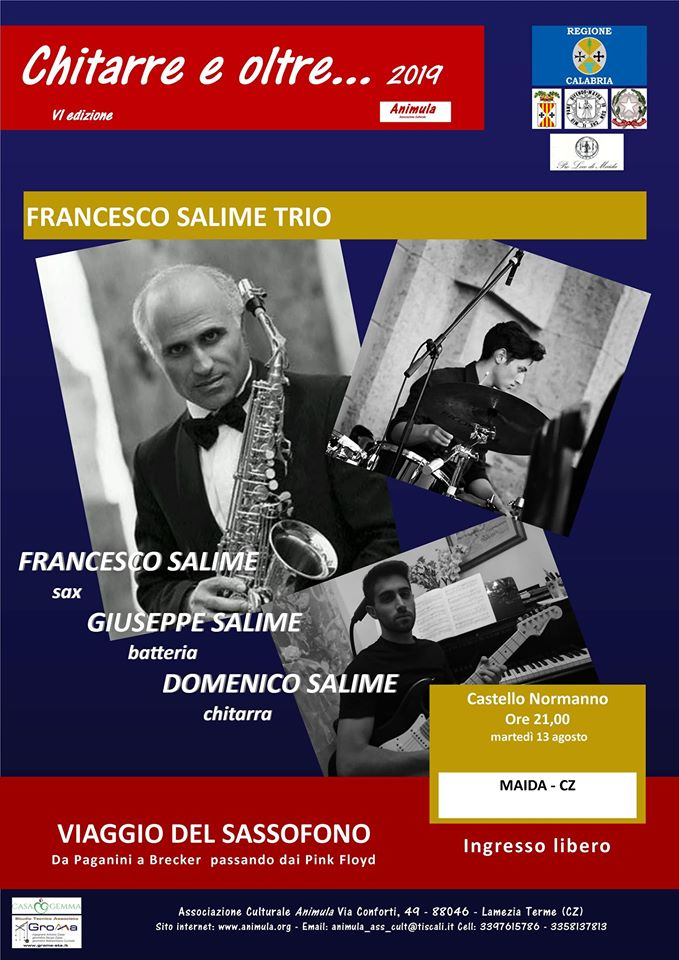 Francesco Salime Trio